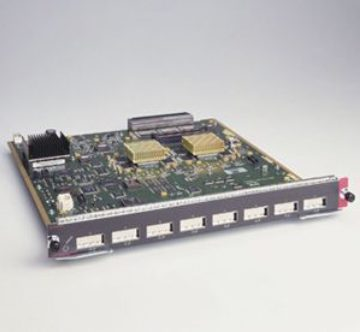 WS-X6408A-GBIC | Mixed Media Gigabit Ethernet Modules